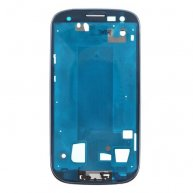 High Quality Middle Metal Plate Frame Repair Parts for Samsung Galaxy S III SGH-I747