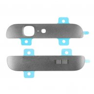 TOP COVER & BOTTOM COVER FOR HUAWEI ASCEND G7 -GREY