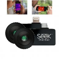 Seek Thermal XR Infrared thermal imager spots Smart phones Night vision Imaging Camera Android and IOS two models