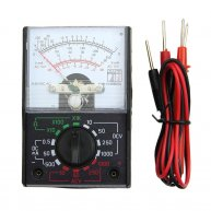 MINI Electric AC/DC OHM Voltmeter Ammeter Multimeter Multi Tester MF-110A New-Y103