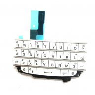 Keypad Board with Flex Cable for BlackBerry Q10 -White