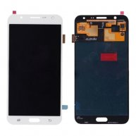 LCD Display + Touch Screen Digitizer Assembly Replacement for Samsung Galaxy J7 / J700(White)