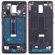 Front Housing LCD Frame Bezel Plate for Huawei Mate 10 Pro (Black)
