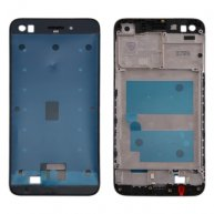 For Huawei Enjoy 7/Y6 Pro 2017 Front Housing LCD Frame Bezel Plate(Black)