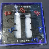 The Phone MotherBoard Profession Repair Tool Pad For IPhone 5/5S/5C