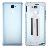 For Huawei Enjoy 7 Plus/Y7 Prime Battery Back Cover(Blue)