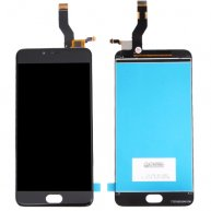 For Meizu M3 Note / Meilan Note 3 (International Version) / L681H LCD Screen + Touch Screen Digitizer Assembly(Black)