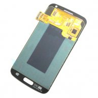 Complete Screen Assembly without Bezel for Samsung Galaxy Premier I9260 -Grey