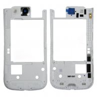 Middle Frame Cover for Samsung Galaxy SIII L710-White
