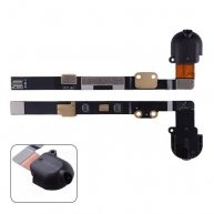 High Quality Earphone Jack With Flex Cable for iPad mini 3-Black