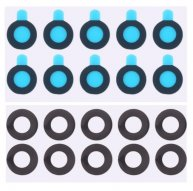 10PCS Back Camera Lens with Sticker for Google Pixel 2