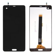 For HTC U Ultra LCD Screen + Touch Screen Digitizer Assembly(Black)
