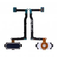 Home Button with Flex Cable, Connector for Samsung Galaxy Note V N920/ N920F/ N920A/ N920V/ N920P/ N920T - Black