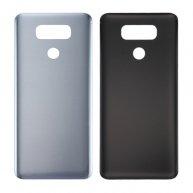 For LG G6 Back Cover- (Grey)