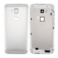 For Huawei G8 Battery Back Cover(Silver)