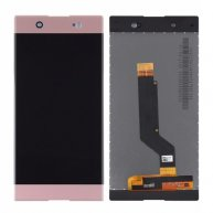 For Sony Xperia XA1 Ultra LCD Screen + Touch Screen Digitizer Assembly(Rose Gold)