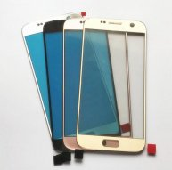 OR Front Glass Lens with OCA Sticker For Samsung Galaxy S7 G930