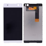LCD with Touch Screen Digitizer for Sony Xperia C5 Ultra E5563/ E5553/ E5533/ E5506(for SONY) - White