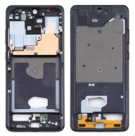 Middle Frame Bezel Plate with Side Keys for Samsung Galaxy S20 Ultra
