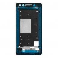 FRONT HOUSING COVER FOR HUAWEI HONOR 7 -BLACK