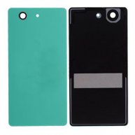 Back Cover Battery Door for Sony Z3 mini/ Z3 Compact D5803/ D5833(for SONY)(for XPERIA) - Green
