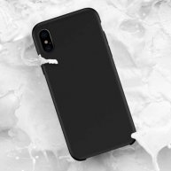 TOTUDESIGN Liquid Silicone Dropproof Full Coverage Case for iPhone X/XS/XR/XS Max