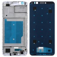 Front Housing LCD Frame Bezel for Huawei Enjoy 8 (White)
