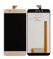 LCD Display + Touch Screen Digitizer Assembly For Wiko U Pulse-Gold