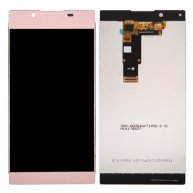 For Sony Xperia L1 LCD Screen + Touch Screen Digitizer Assembly(Pink)
