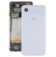 Battery Back Cover with Camera Lens & Side Keys for Google Pixel 3A XL