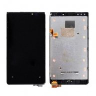 LCD Display + Touch Screen Digitizer Assembly Replacement with Frame for Nokia Lumia 920