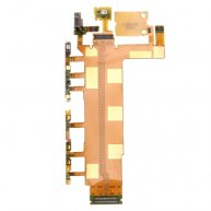 Motherboard (Power & Volume & Mic) Ribbon Flex Cable for Sony Xperia Z3 3G Version