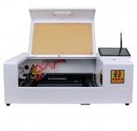 Automatic Mobile Protect Film Cutting Machine CO2 Laser Engraivng