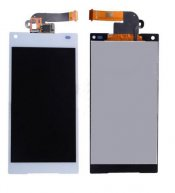 LCD Screen Display with Touch Digitizer Panel for Sony Xperia Z5 Compact E5803/ E5823 - White
