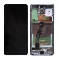 For Samsung Galaxy S20/G980F LCD Display +Touch Screen Digitizer Assembly with Frame