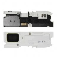 White Ringer Buzzer Loud Speaker for Samsung Galaxy Note 2 N7105 LTE