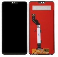 OR Quality LCD Screen and Digitizer Full Assembly for Xiaomi Mi 8 Lite(Black)