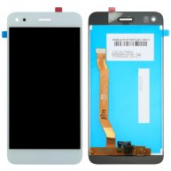 For Huawei Enjoy 7/Y6 Pro 2017 LCD Screen + Touch Screen Digitizer Assembly(White)