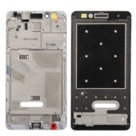 For Huawei Honor 5X Front Housing LCD Frame Bezel Plate(White)