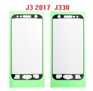 10PCS/Lots For Samsung Galaxy J3 2017 J330 LCD Display Front Frame Housing Adhesive Sticker Glue Tape