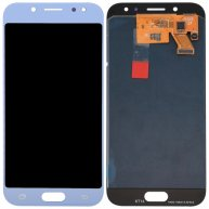 For Samsung Galaxy J7 (2017) / J730 LCD Screen + Touch Screen Digitizer Assembly(Blue)