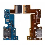 Charging Port with Flex Cable and Mic for LG G5 H820/ H830/ H831/ H840/ H850/ VS987/ LS992/ US992/ RS988