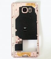 For Samsung Galaxy Note 5 / N920 Middle Frame Bezel-Pink