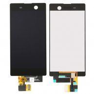 LCD Screen + Touch Screen Digitizer Assembly for Sony Xperia M5 / E5603 / E5606 / E5653(Black)