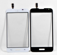 Panel Digitizer Touch Screen Glass Lens Replacement Parts For LG L70 D320 Black