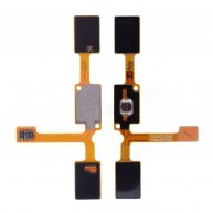 Home Button Connector and Touch Sensor Keyboard with Flex Cable for Samsung Galaxy J2 J200