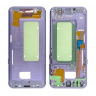 Middle Frame for Samsung Galaxy S8 Plus G955 - Purple