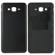 Battery Back Cover Replacement for Samsung Galaxy J7/J700(Black)
