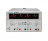 APS3003S-3D High precision Dual Channel and Adjustable Linear Digital Dual adjustable DC power supply 30V / 3A