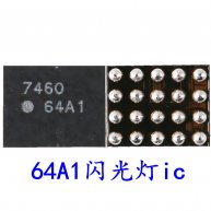 original U1602 for iPhone 6 6G 6Plus camera flash control IC Chip 20 pins 64A1